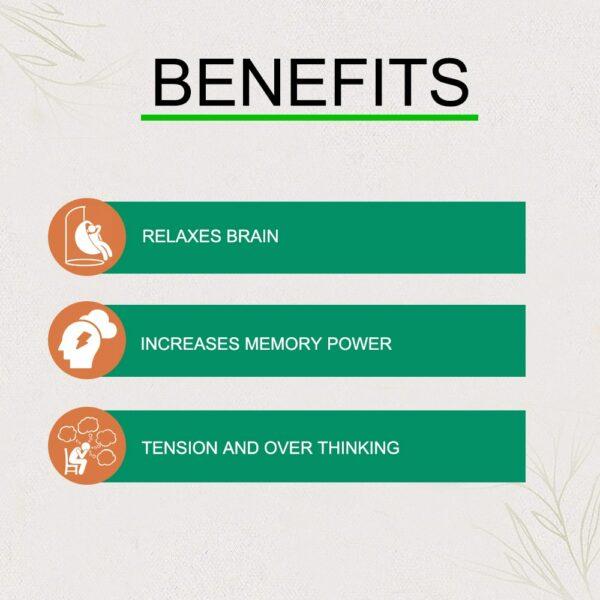 Branole X Memory-benefits